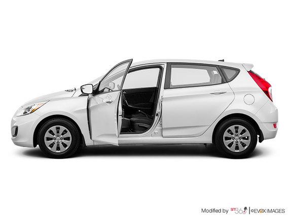 2016 Hyundai Accent 5 Doors LE
