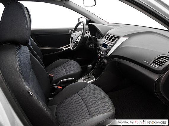 2016 Hyundai Accent 5 Doors SE