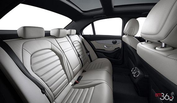 Crystal Grey AMG Nappa Leather