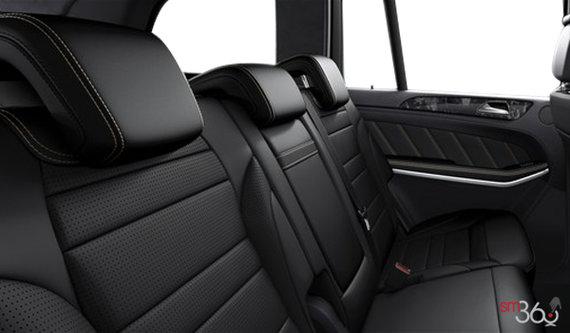 Black Designo Nappa Leather