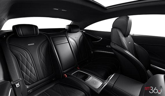Black Designo exclusive Passion Leather