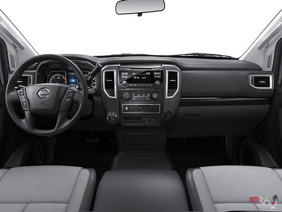 Nissan Titan XD Diesel S 2016