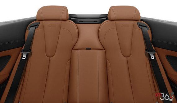 Aragon Brown/Black Full Merino Leather