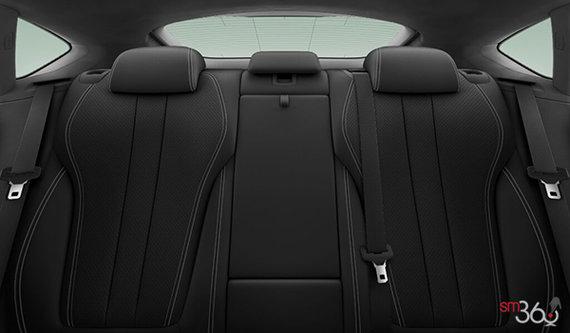 Black Full Merino Leather