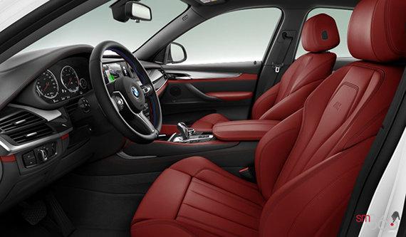 Mugello Red Full Merino Leather