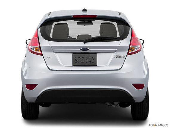Ford Fiesta Hatchback SE 2017