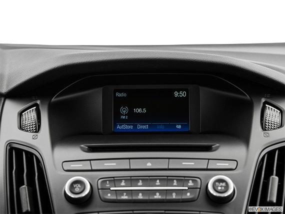 Ford Focus Berline S 2017
