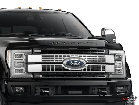 Ford Super Duty F-450 PLATINUM 2017