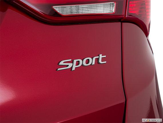 2017 Hyundai Santa Fe Sport 2.4 L