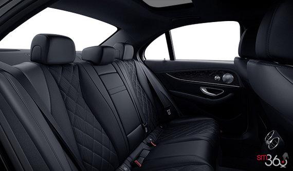 Black/Titanium Grey Pearl Designo Nappa Leather (Two-Tone)