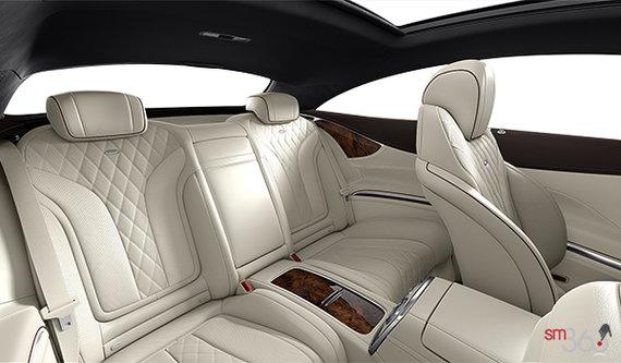 Porcelain/Espresso Brown designo Exclusive Nappa Leather