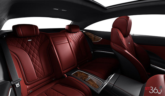 Bengal Red/Black designo Exclusive Nappa Leather