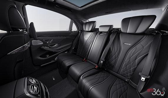 Black/Black Exclusive Nappa Leather