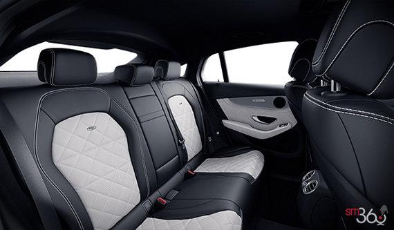 Platinum White/Black designo Nappa Leather