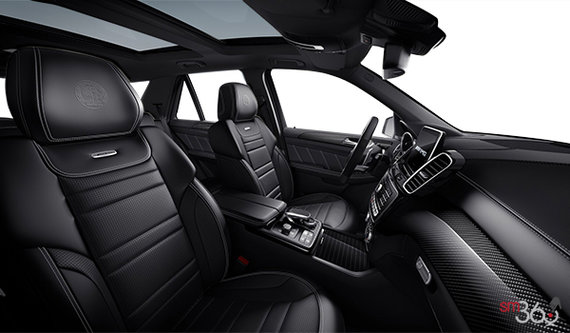 AMG Black Exclusive Nappa Leather