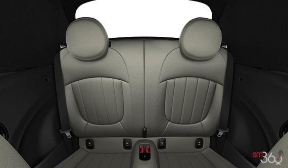 Satellite Grey Lounge Leather