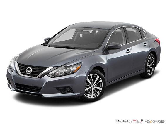 Nissan Altima 2.5 SR 2017