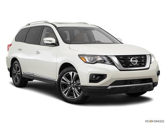 Nissan Pathfinder PLATINUM 2017