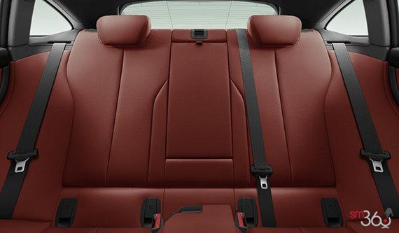 Dakota Red Coral Leather