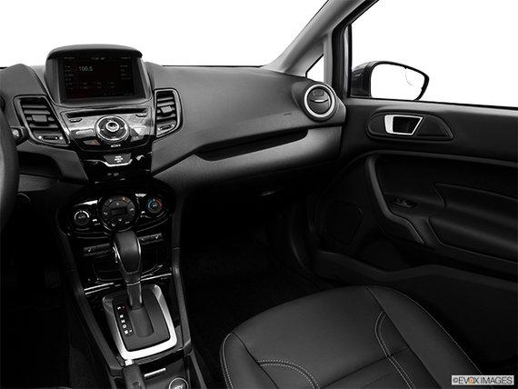 Ford Fiesta à Hayon TITANIUM 2018