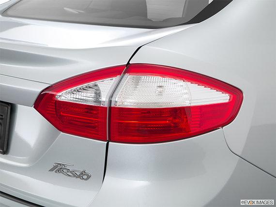 Ford Fiesta Sedan S 2018