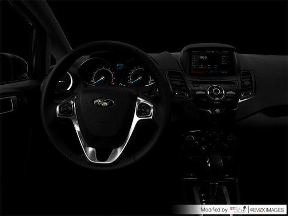 Ford Fiesta Berline TITANIUM 2018