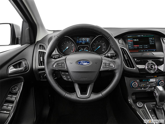 Ford Focus Sedan TITANIUM 2018