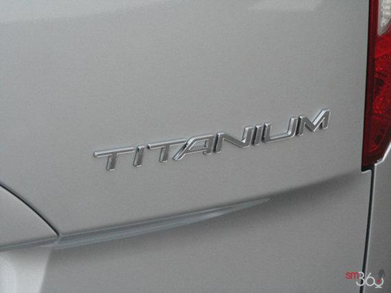 Ford Transit Connect FOURGON TITANIUM 2018