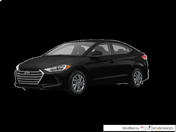 Hyundai Elantra Sedan 2018