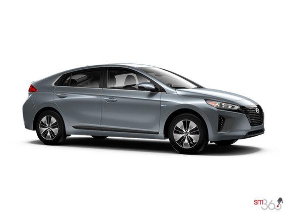 2018 Hyundai Ioniq Electric Plus SE