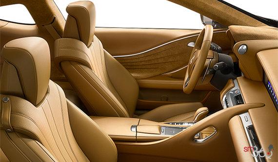 Ocher Semi-Aniline Leather