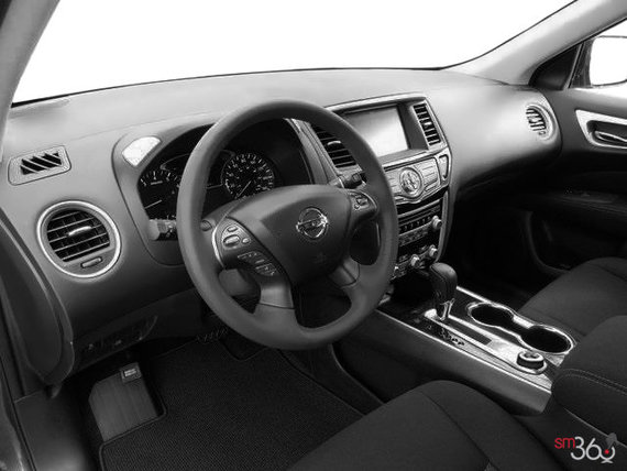 Nissan Pathfinder S 2018