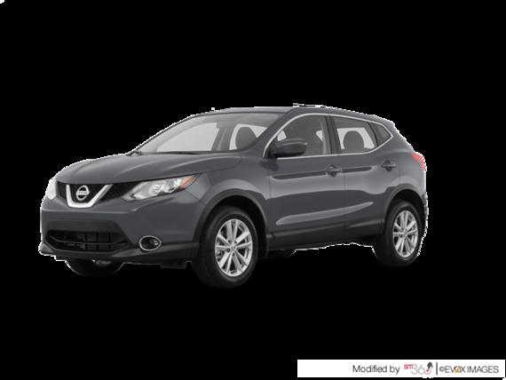 Nissan QASHQAI FWD 2018