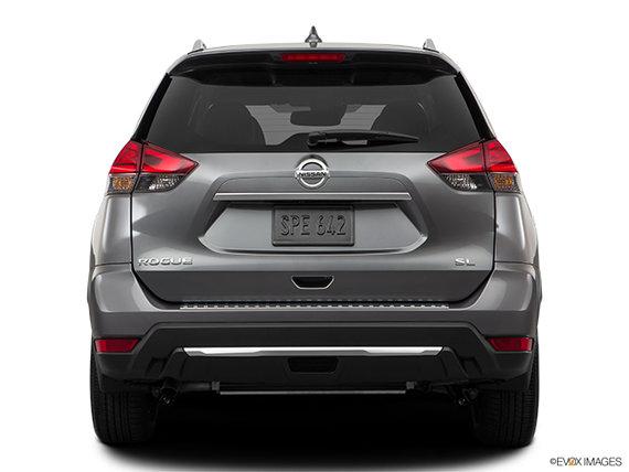 Nissan Rogue SL PLATINUM 2018