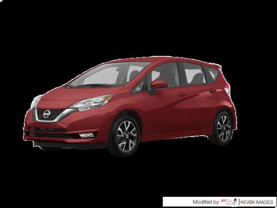 Nissan Versa Note 2018