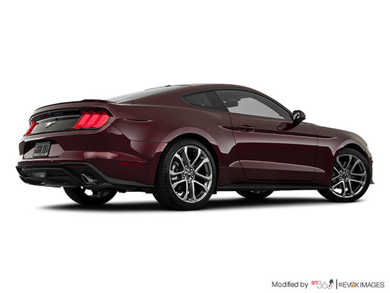 Ford Mustang EcoBoost Premium Fastback 2018