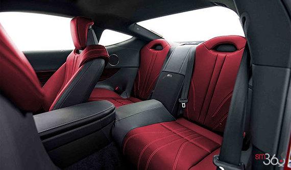 Semi-Aniline Rioja Red Leather