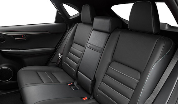 F-SPort Black Nuluxe Leather