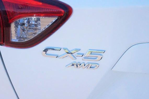 2015 Mazda CX-5 GT! Leather! Sunroof! Multi-Zone A/C! AWD!