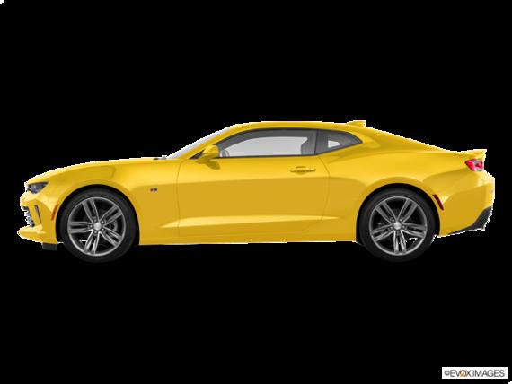 2016 Chevrolet Camaro coupe