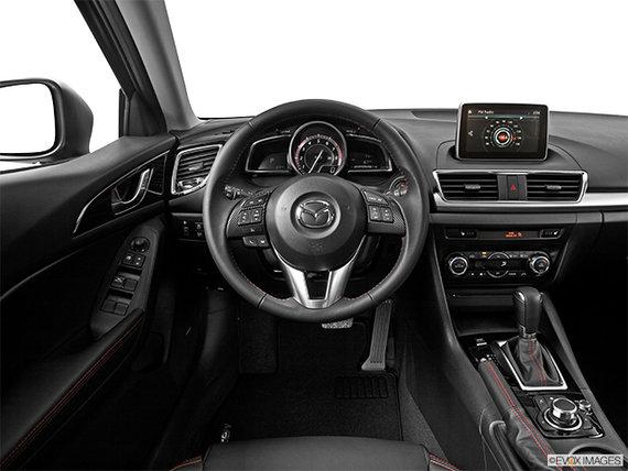 2016  Mazda3 G