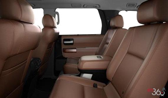 Toyota Sequoia PLATINUM 5,7L 2016