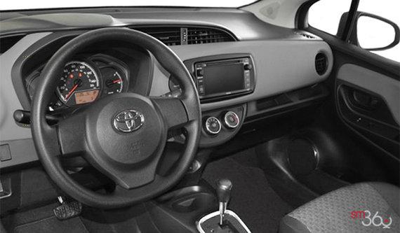 New 2016 Toyota Yaris Hatchback 3 Door Ce For Sale In