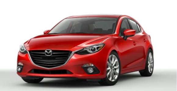 Mazda3 2015: une question d'équilibre