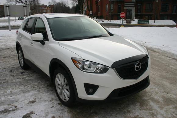 Mazda CX-5 2014 - Utilitaire sportif et frugal