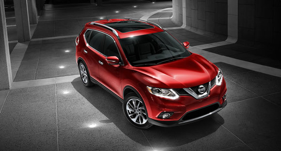 Nissan Rogue 2014 – Tout nouveau, tout beau