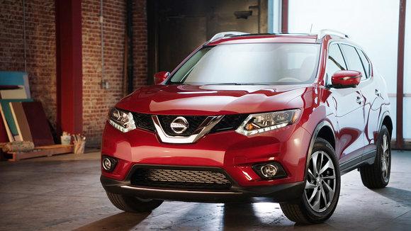 Le Nissan Rogue 2016 élu meilleur choix sécurité par l'IIHS