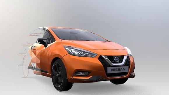 Nissan dévoile une Micra totalement restylée