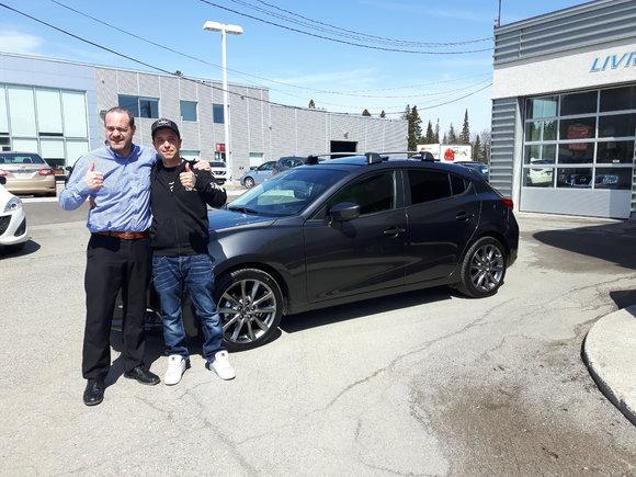Mazda 3 sport GT