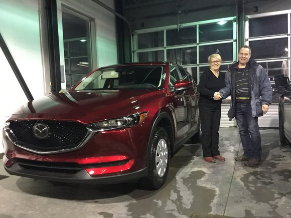 CX-5 Rouge 2019